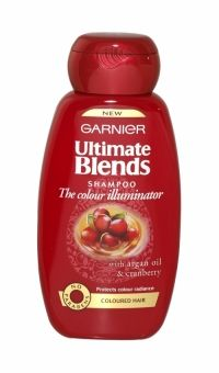 GARNIER ULTIMATE BLENDS SHAMPOO 250ML THE COLOUR ILLUMINATOR