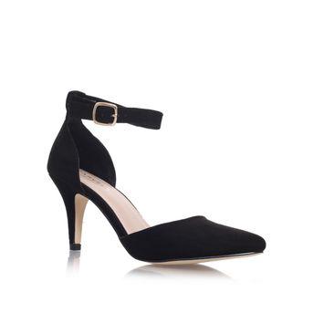 Kandice Black Mid Heel Sandals from Carvela Kurt Geiger