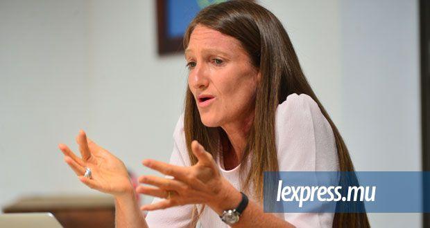 Isabelle d'Abbadie-Di Betta, présidente de la Fondation enfants doués.