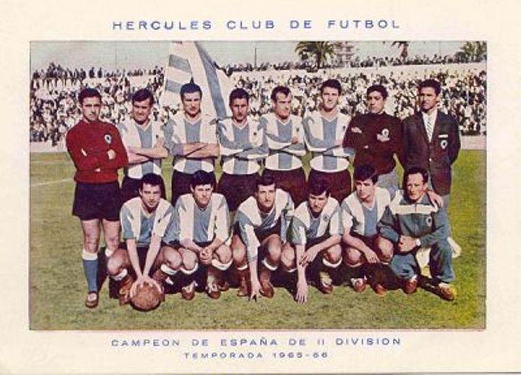 Hércules 1965-66