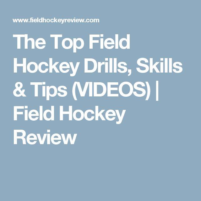 The Top Field Hockey Drills, Skills & Tips (VIDEOS) | Field Hockey Review