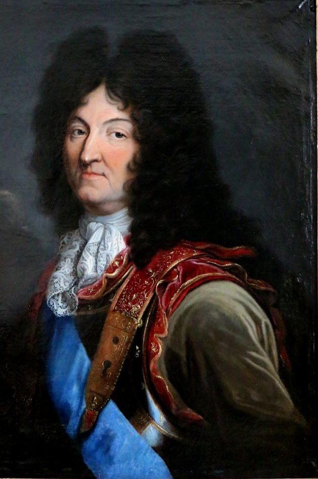 """Louis XIV of France / Rey Luis XIV de Francia """"Rey Sol"""" 13"""