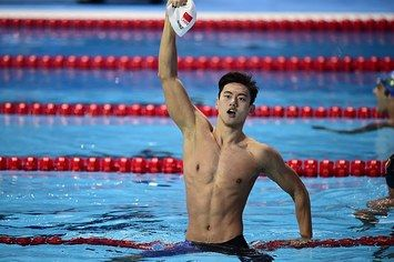 People Can't Stop Talking About This Hot Olympic Swimmer