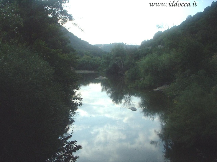 Rio Araxis Gorge