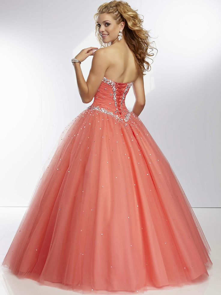 14 besten Prom Dresses Bilder auf Pinterest | Hochzeiten, Abendkleid ...
