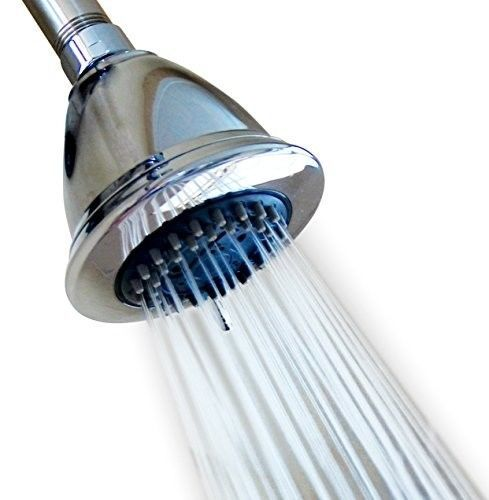 4 Inch High Pressure Multiple Spray Shower Head Best Relaxing