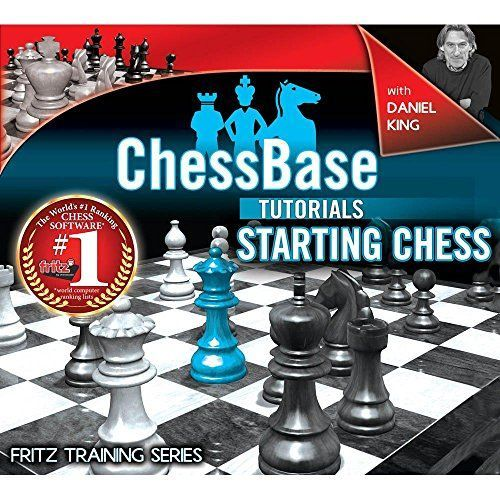 Chessbase Tutorials: STARTING CHESS  (Fritz Training Series) [Download] >>> Want additional info? Click on the image.