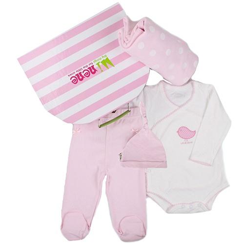 Minene Baby Girl New Arrival Gift Suitcase