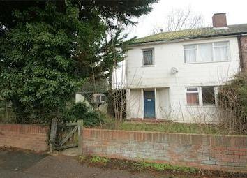 3 Bedrooms End terrace house for sale in Bishop's Stortford, Bishop's Stortford CM23
