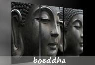 Canvas Fotokunst | Boeddha canvas schilderijen