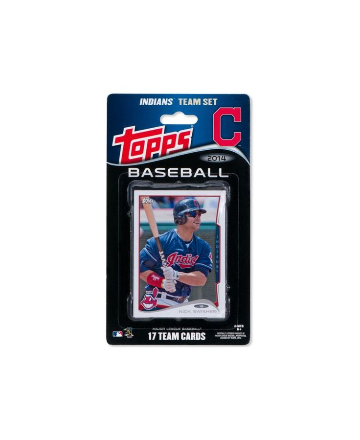 Topps Cleveland Indians 2014 Team Card Set