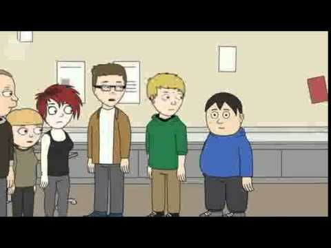 Hullu-Hullumpi-Yläaste// jakso1 - YouTube