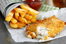 Fish and chips – Recipes – Slimming World