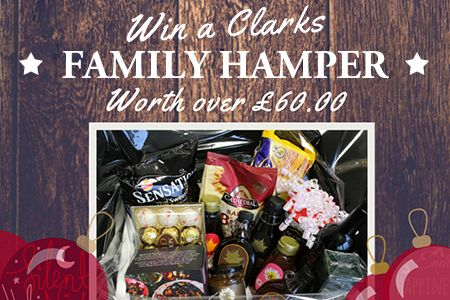 #WIN our Clarks Christmas Hamper worth over £60.00 in time for Christmas!