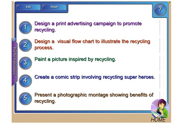 """Some """"Picture Smart"""" activities for those budding artists. https://www.facebook.com/gilbertthegarbagetruck"""