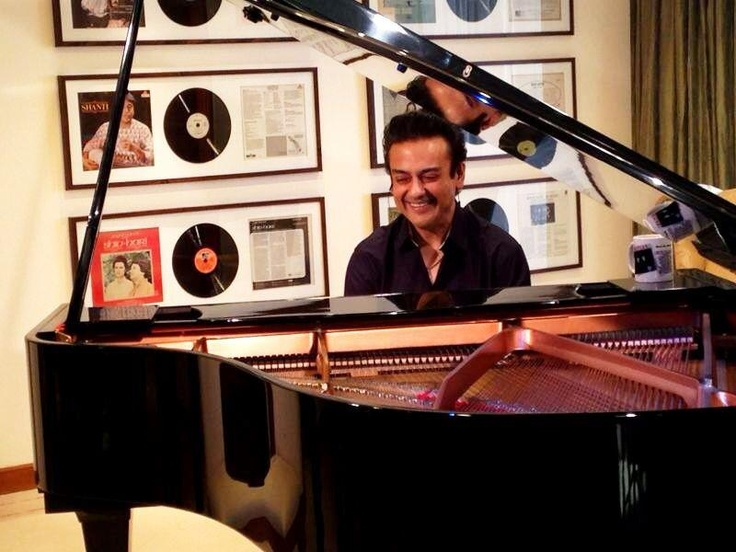"""Adnan Sami """"Home is where my piano is"""""""