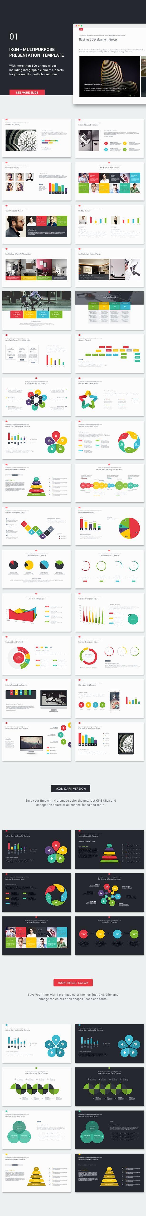Smart Bundle 3 in 1 PowerPoint Template #design Download: http://graphicriver.net/item/smart-bundle-3-in-1-v4/12032794?ref=ksioks