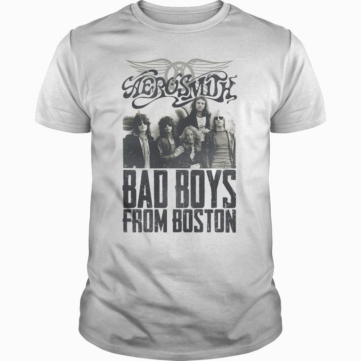 Aerosmith Bad Boys From Boston, Order HERE ==> https://www.sunfrog.com/Music/AEROSMITH-BAD-BOYS-From-Boston-64377195-White-Guys.html?6789, Please tag & share with your friends who would love it , #xmasgifts #christmasgifts #renegadelife