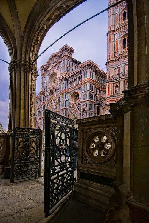 Florence- the most magical of places