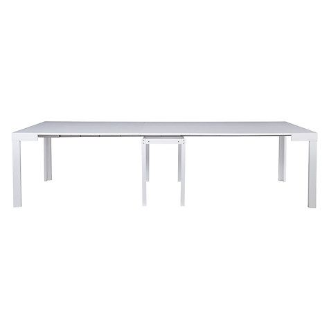 Buy John Lewis Cosmo 12-Seater Extending Console and Dining Table Online at johnlewis.com