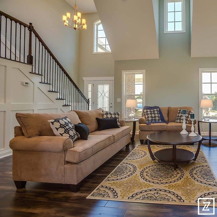 Clarksville Parade Of Homes Prestige Group Living Stair