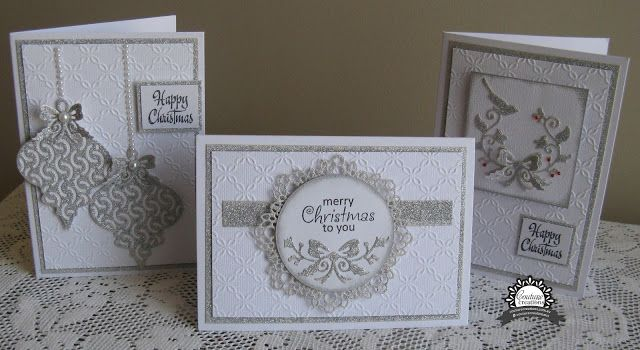 Couture Creations: it's a Glittery Christmas by Jo Simons