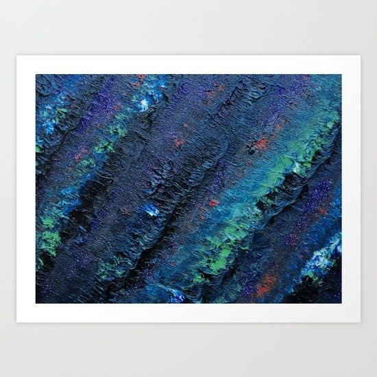 Collect your choice of gallery quality Giclée, or fine art prints custom trimmed by hand in a variety of sizes with a white border for framing.