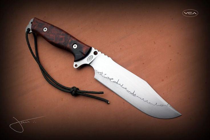 """VCA knife """"Ranger 014"""""""