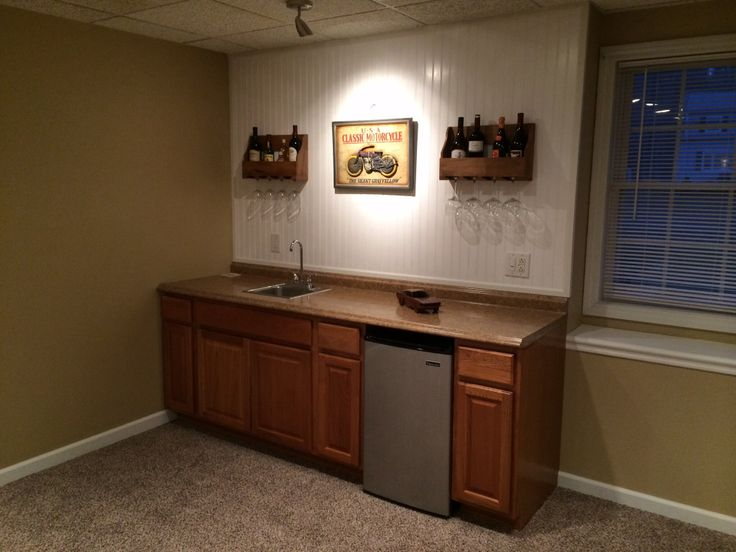Small Man Cave Bar Ideas : Man cave mini bar pinterest bars