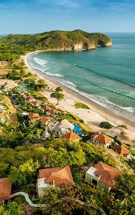 Mukul Resort On Manzanillo Beach Nicaragua Life S A In 2018 Pinterest Central America Travel And Resorts