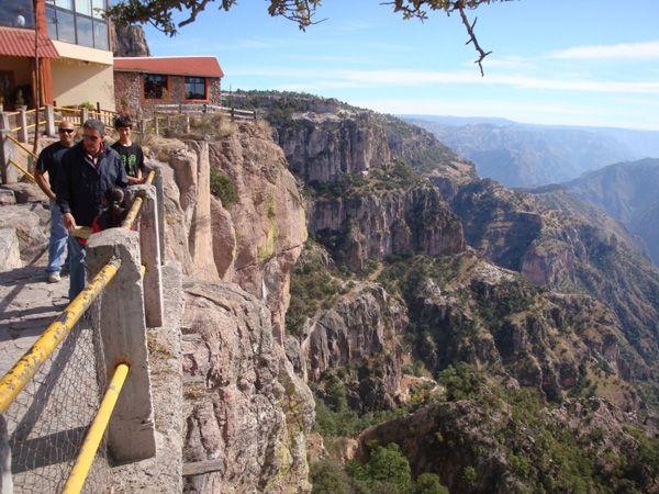 Mexico's Breathtaking Barranca del Cobre