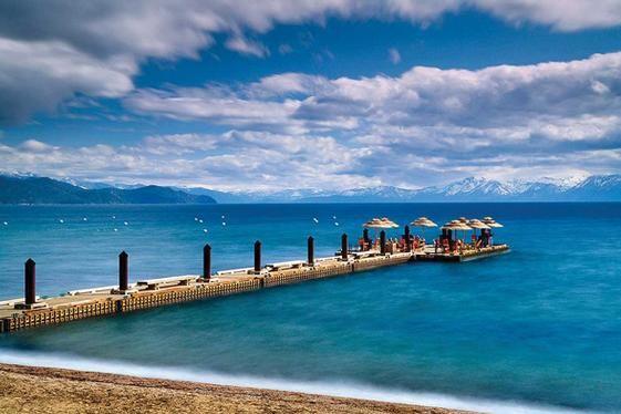 Lake Tahoe summer ...