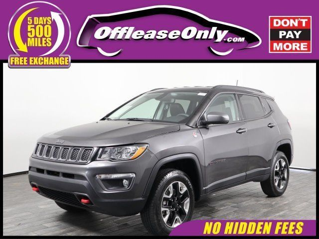 Ebay 2018 Compass Trailhawk 4x4 Off Lease Only 2018 Jeep Compass