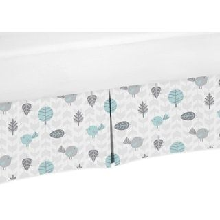 Shop for Sweet Jojo Designs Earth and Sky Collection Crib Bed Skirt. Free Shipping on orders over $45 at Overstock.com - Your Online Baby Bedding Shop! Get 5% in rewards with Club O! - 21249970