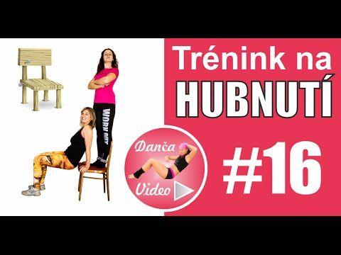 Cvičení pro ŽENY od Danči | Cviky na hubnutí #16 Video