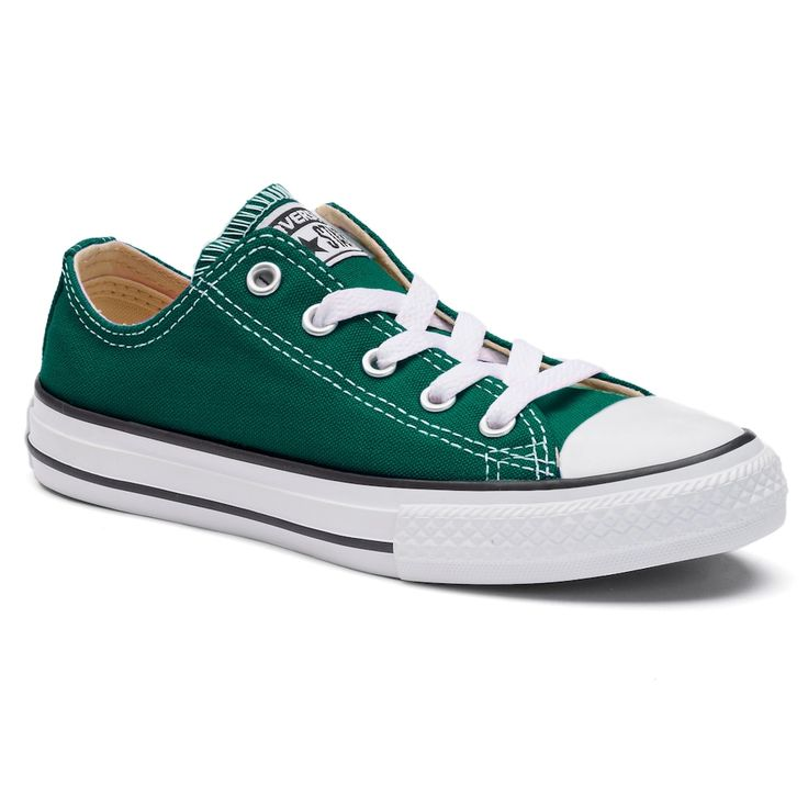Kids' Converse Chuck Taylor All Star Sneakers, Kids Unisex, Size: 13, Green Oth