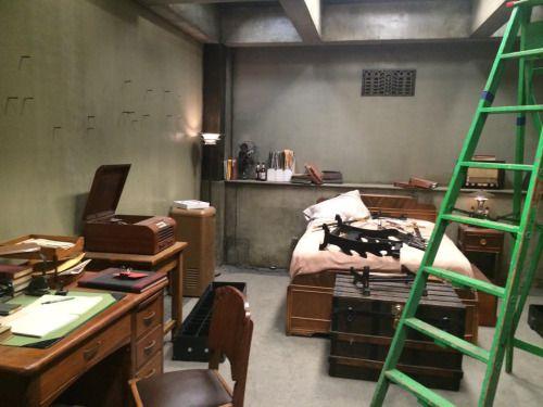 supernatural bunker sam's room - Google Search ...