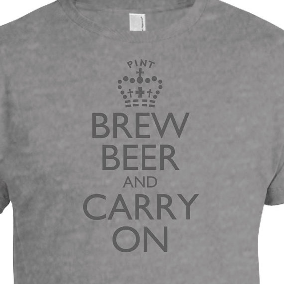"there is not a more wiser slogan on the planet...other than ""I brew the beer I drink""."