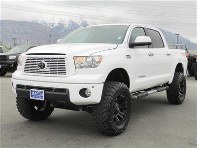 Toyota : Tundra CrewMax