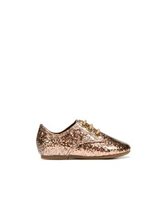 Zara girls shoe.  Absolutely adorable!