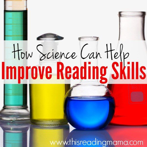 How Science Can Help Improve Reading Skills - by This Reading Mama