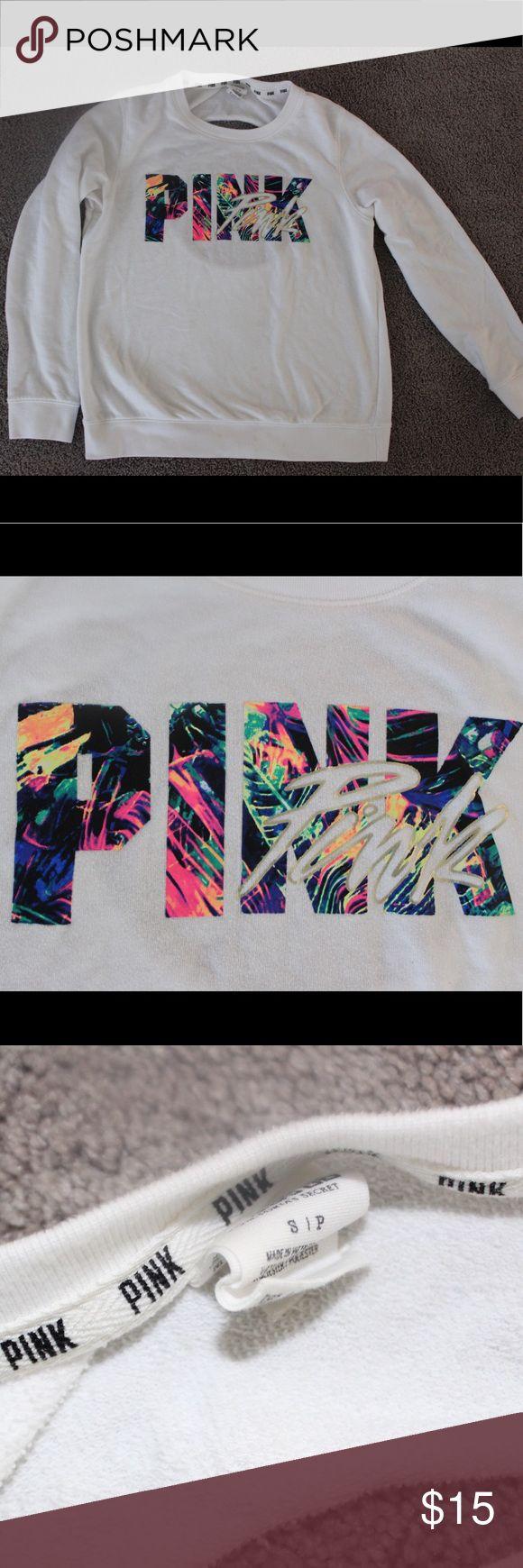 Design t shirt neon colors - Victoria Secret Sweat Shirt Neon Colorssweat