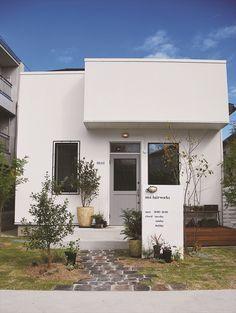 玄関まわり shop design|hiro