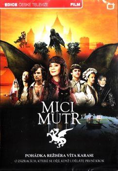 Filmová pohádka České televize  Mici Mutr na DVD z Edice České televize v hlavní roli Libuše Šafránková.