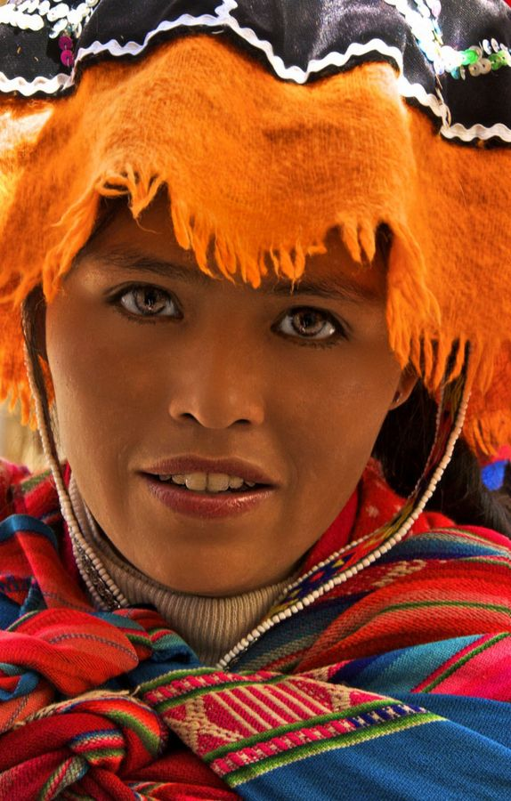 Colours of Peru faces of the people Faces Pinterest