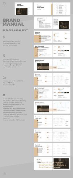 Best 25+ Brand manual ideas on Pinterest Manual, Brand - manual templates