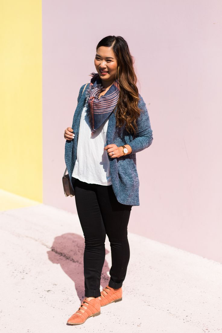 Dark Denim: Day To Night Outfits by Utah fashion blogger Sandy A La Mode
