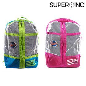 슈퍼링크 패치망가방 (대) AC MESH BIG BAG (3가지색상)/백팩/워터백팩/메쉬백/비치가방/스포츠/웨이크보드 - 롯데홈쇼핑