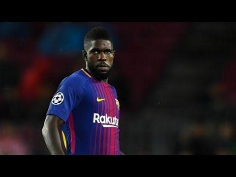 Transfer news & rumours: Man Utd target Barcelona's Umtiti