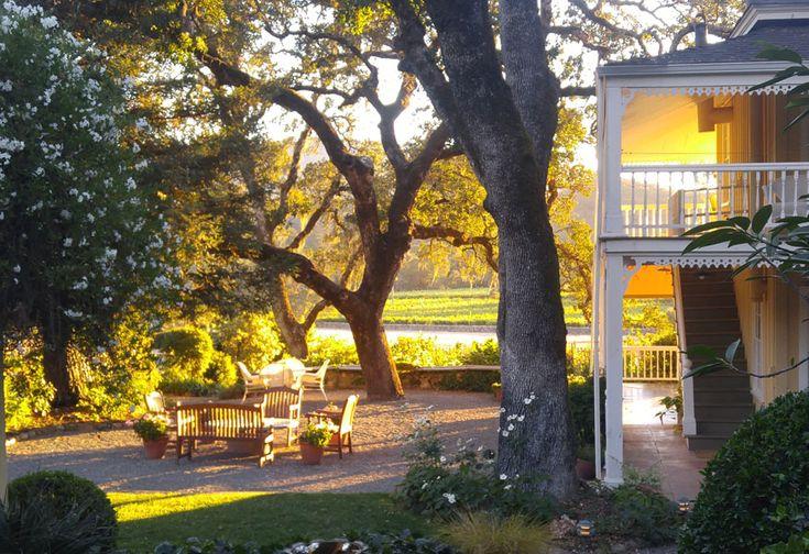 BELTANE RANCH • Sonoma Valley Bed & Breakfast Inn